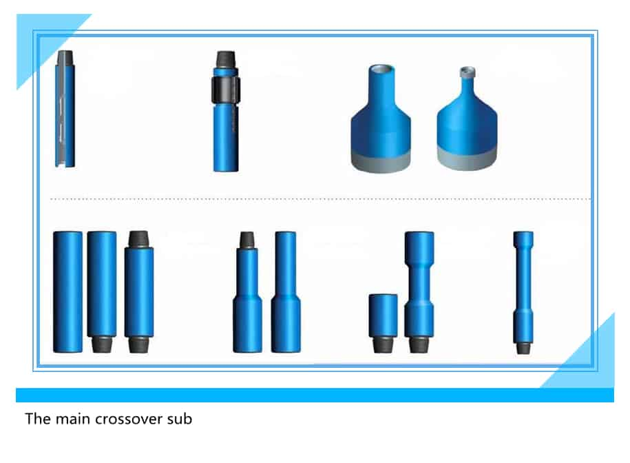 crossover sub circulating sub pump in sub saver sub_副本