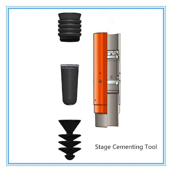 Stage-Cementing-Tool