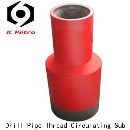 Drill-pipe-Thread-Circulating-Sub