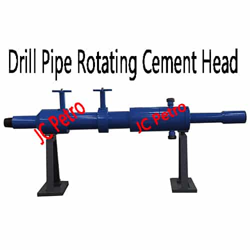 Drill-pipe-Rotating-cement-head