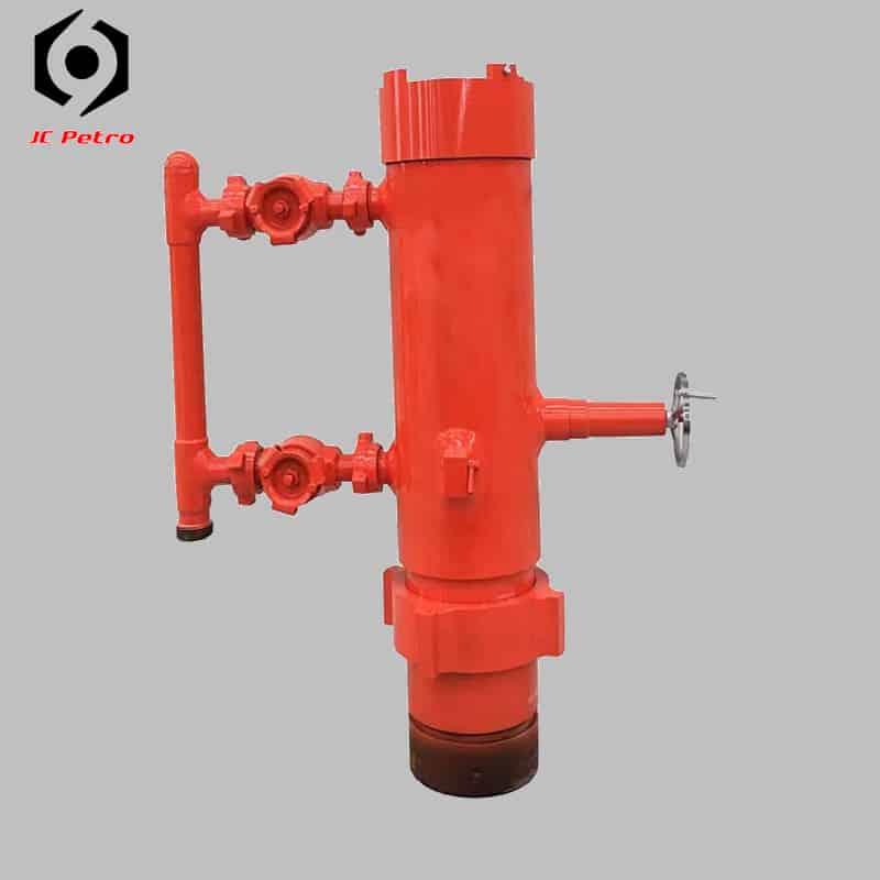 single-plug-cement-head-oil-gas-field