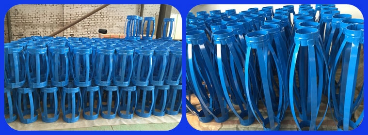 Hinged-Welded-Bow-Spring-Centralizer-For-Sales