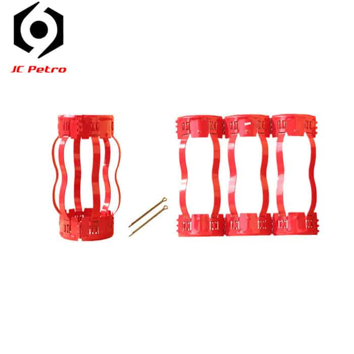 Double Bow Spring Centralizer